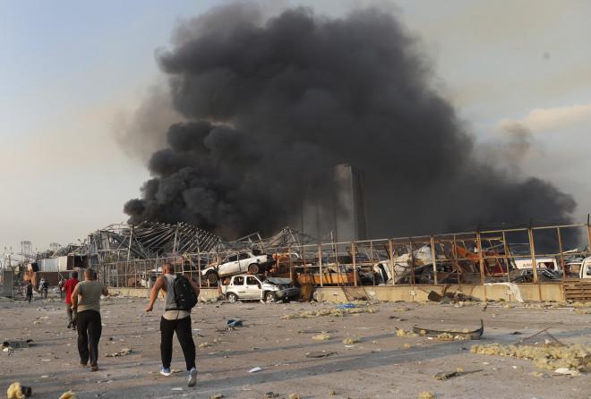 Βηρυτός Έκρηξη 10