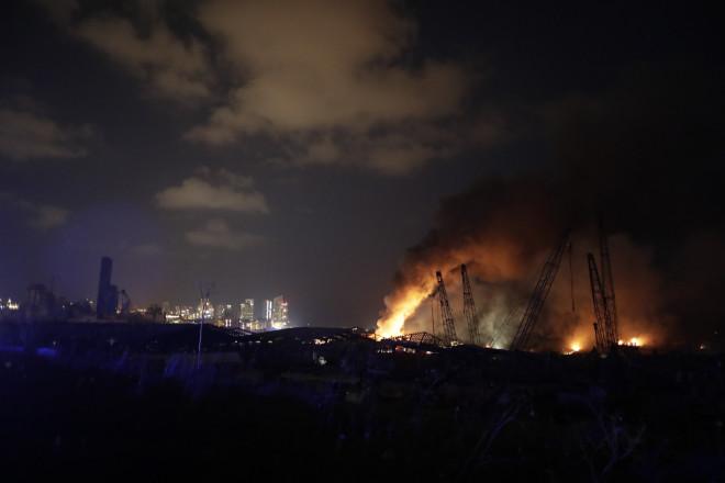Βηρυτός Έκρηξη 5