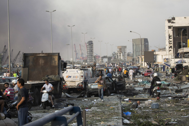 Βηρυτός Έκρηξη 6