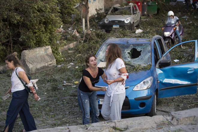 Βηρυτός Έκρηξη 3