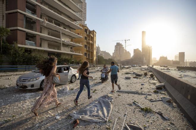 Βηρυτός Έκρηξη 8