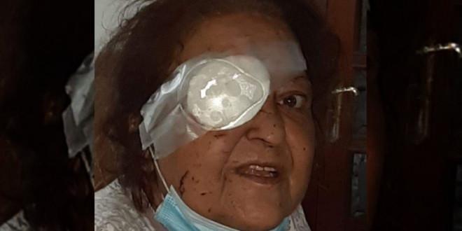 Ελληνίδα τραυματίας Βηρυτός