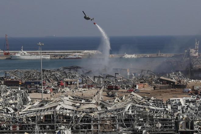 Βηρυτός Έκρηξη 2