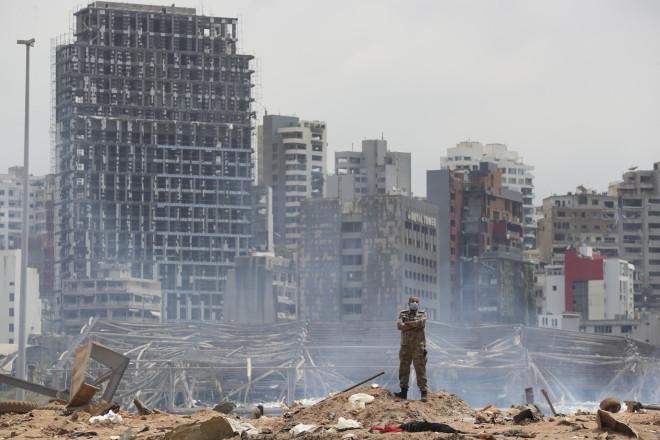Έκρηξη στη Βηρυτό