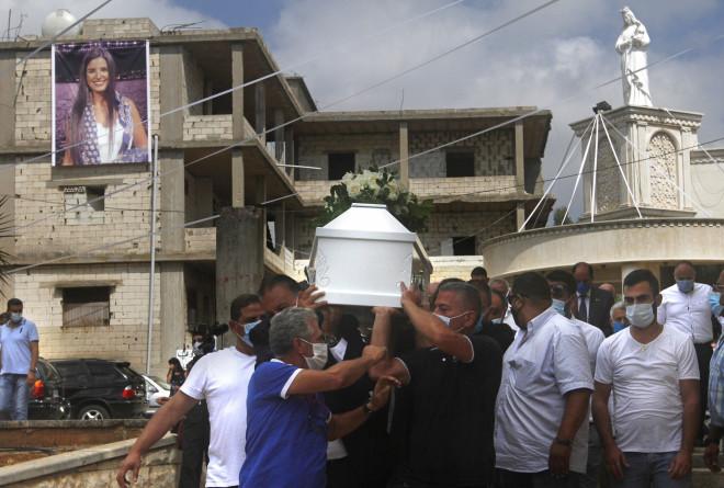 Βηρυτός Κηδεία
