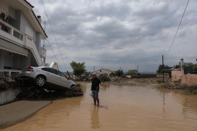 Εύβοια Πλημμύρες 5