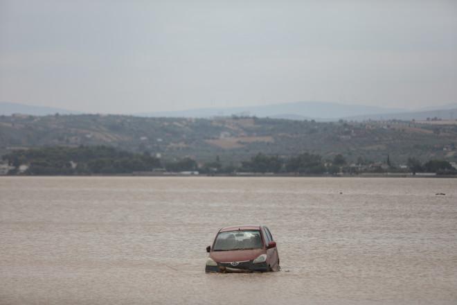 Εύβοια Πλημμύρες 3