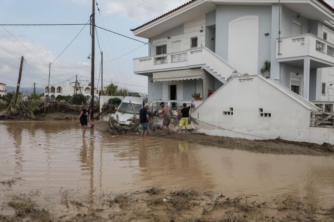Εύβοια Πλημμύρες 4