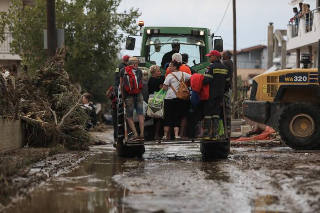 Εύβοια Πλημμύρες 7