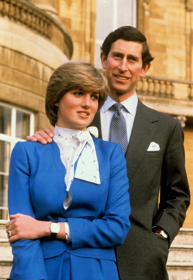 Πριγκίπισσα Νταϊάνα Πρίγκιπας Κάρολος
