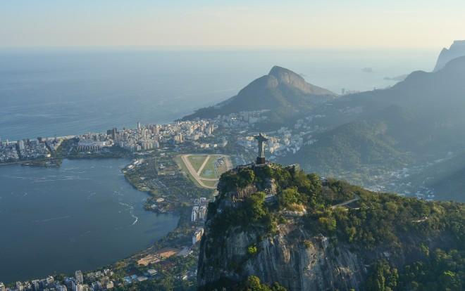 Βραζιλία Ανοίγει για το κοινό το διάσημο άγαλμα του Χριστού του Λυτρωτή