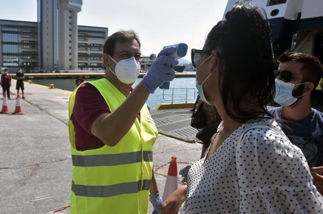 Δειγματοληπτικά τεστ στα λιμάνια του Πειραιά και της Ραφήνας