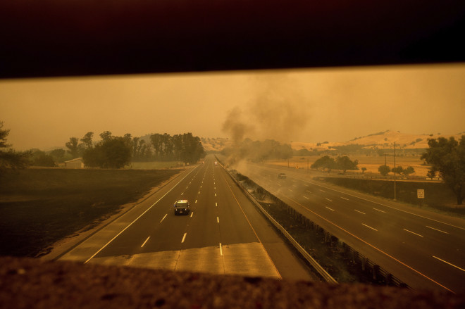 Φωτιές Καλιφόρνια