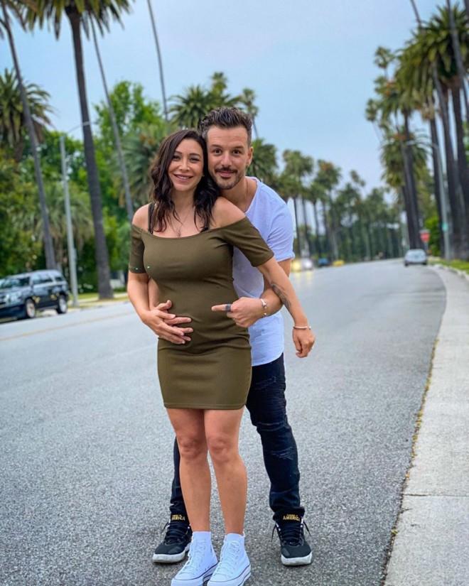 Ανατολή Γρηγοριάδου Είναι Έγκυος Η Ηθοποιός Του Μπρούσκο
