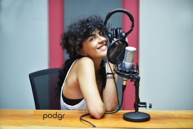 Μαρία Σολωμού podcast