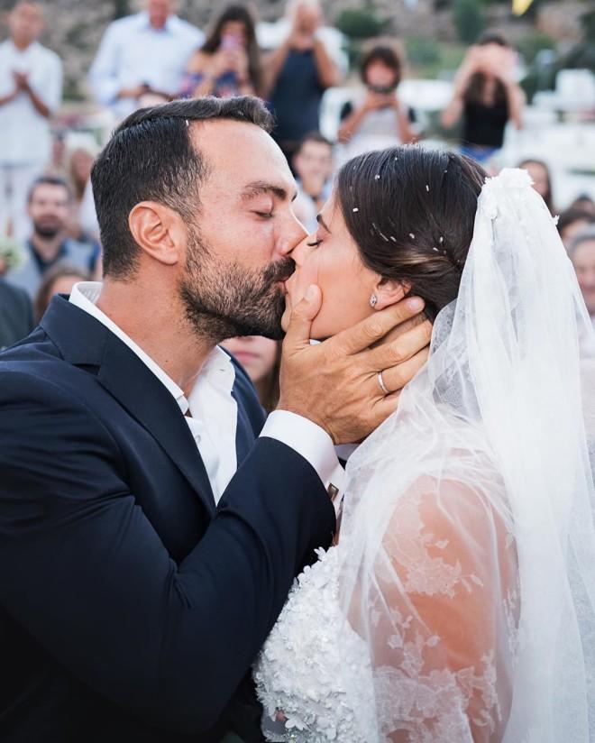 Σάκης Τανιμανίδης - Χριστίνα Μπόμπα