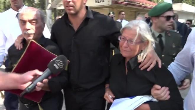 Κηδεία Του 34χρονου Αλεξιπτωτιστή