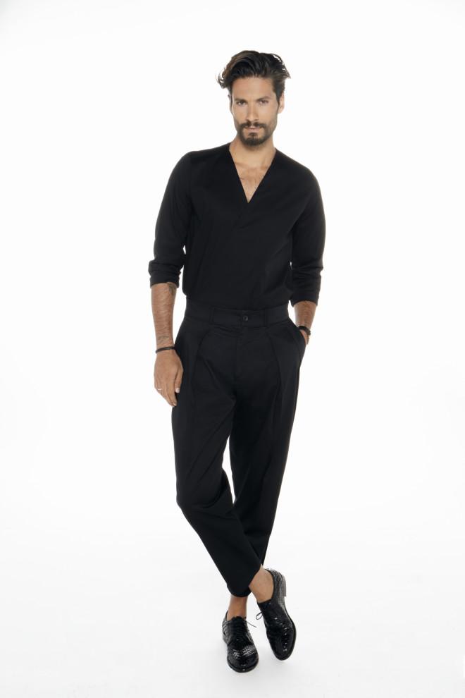 Γιώργος Καράβας Greece's Next Top Model φωτογράφιση