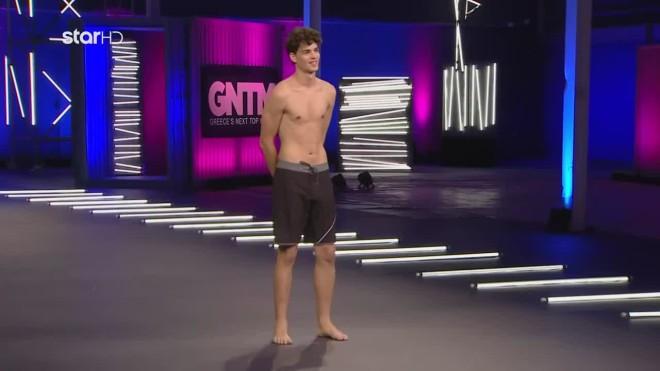 GNTM 3 Η Audition Του Ανδρέα