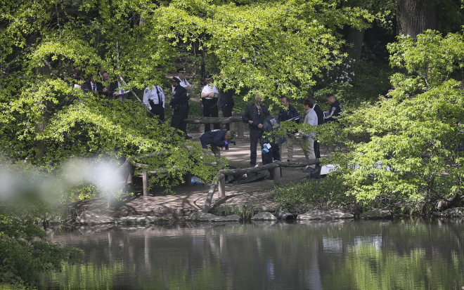 Παρόμοιο συμβάν με πτώματα ανδρών που βρέθηκαν στο Central Park είχε συμβεί και το 2017- φώτο ΑΡ
