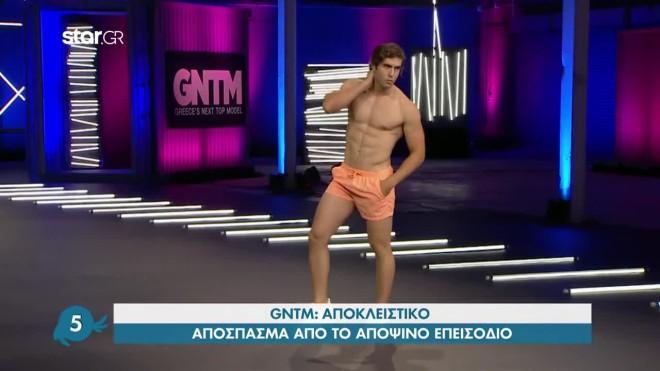 GNTM 3 Δευτέρα 14/09/20 επεισόδιο συμμετοχές