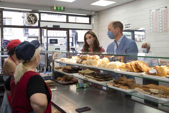 Ο Πρίγκιπας William και η Kate Middleton