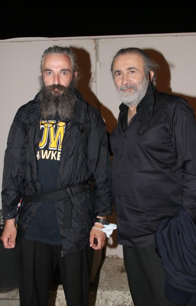 Άρης Σερβετάλης-Λάκης Λαζόπουλος