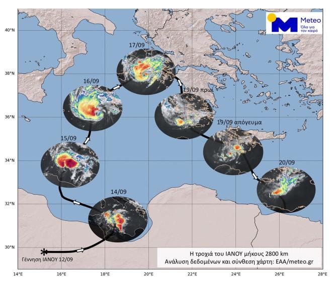 χ΄ρτης μεσογειακός κυκλώνας 2