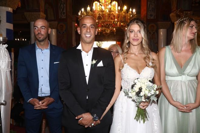 Ελισάβετ Δοβλιατίδου-γαμος
