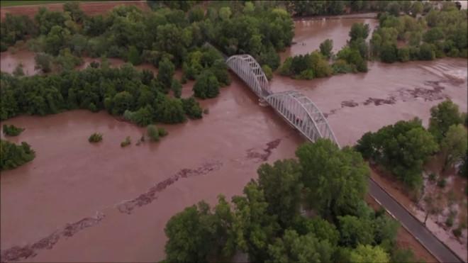 Πλημμύρρες Γαλλία