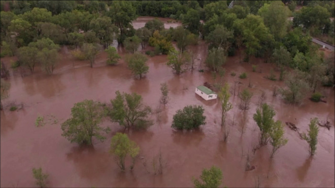 Πλημμύρα Γαλλία