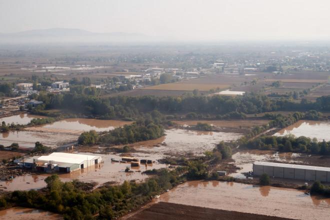 Πλημμύρα Καρδίτσα