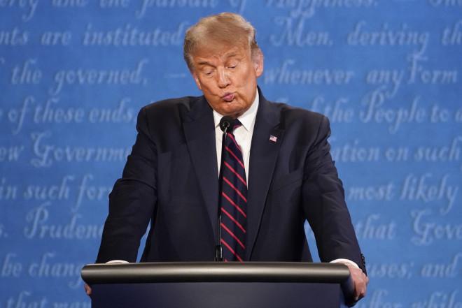 Debate Τραμπ Μπάιντεν 2