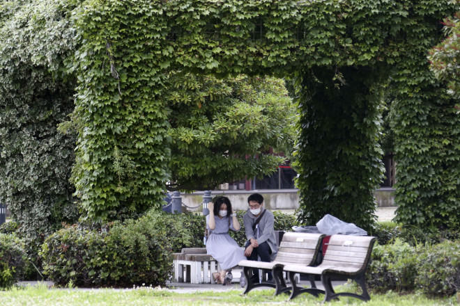 Ιαπωνία πάρκο