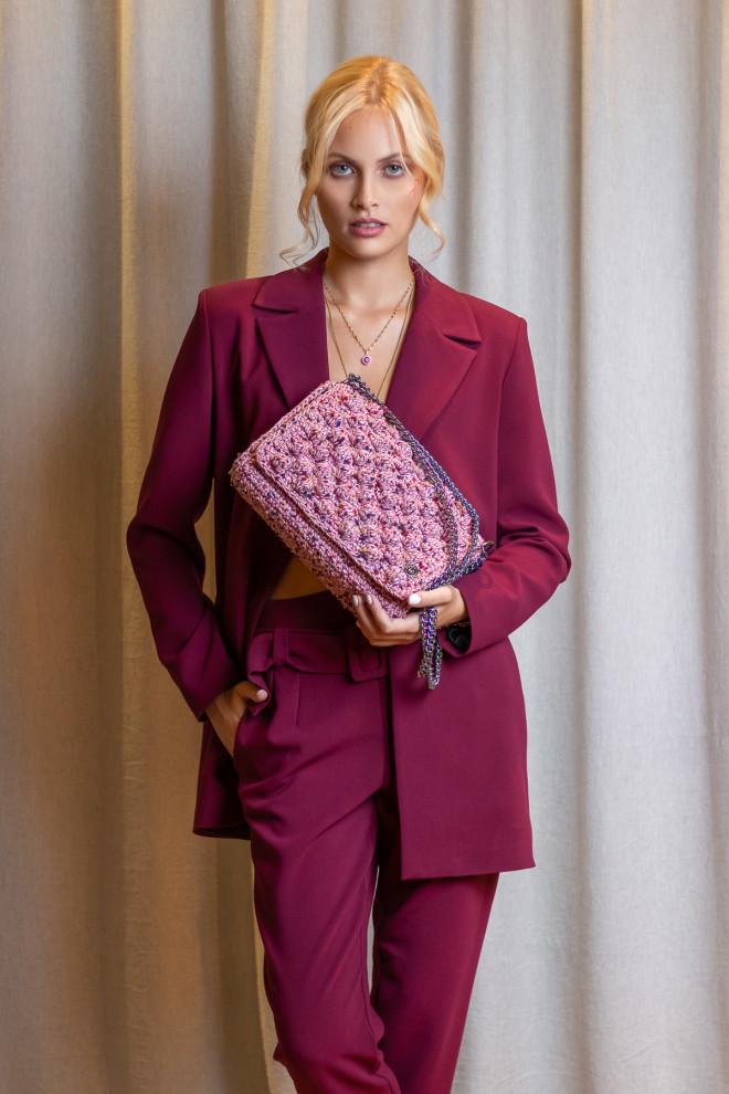 ALMA: Η Συλλεκτική τσάντα της MISS POLYPLEXI για το Άλμα Ζωής