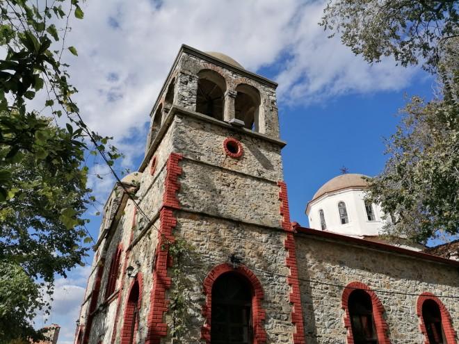 Εκκλησία στον Παλαιό Παντελεήμονα