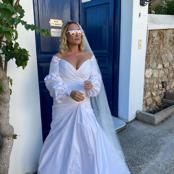 Ελεωνόρα Ζουγανέλη - νύφη