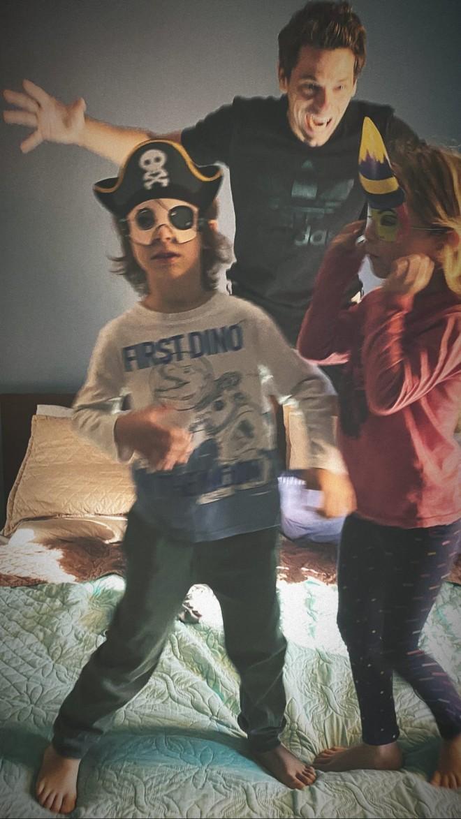 Τότσικας Ρέβη παιδιά Halloween
