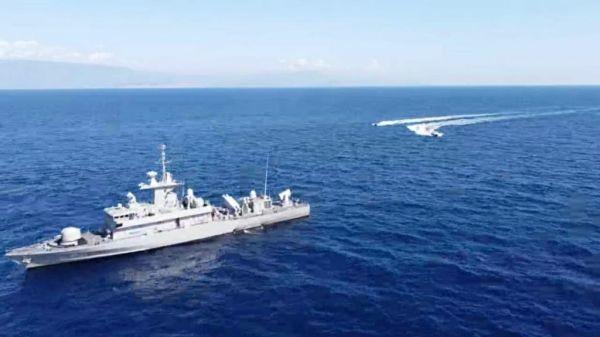 Ελληνικός στόλος Καστελόριζο 01