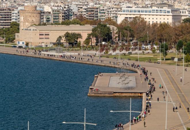 Θεσσαλονίκη ουρά τεστ