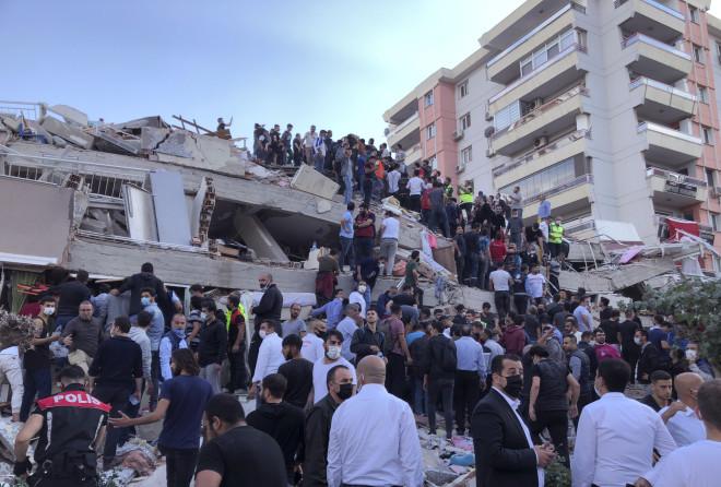 σεισμός Σάμος