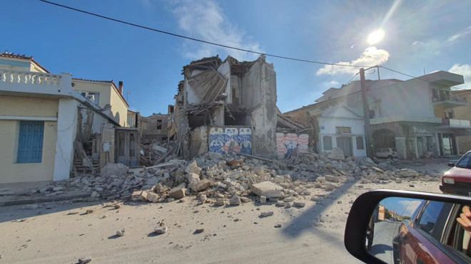 Σεισμός Σάμος16