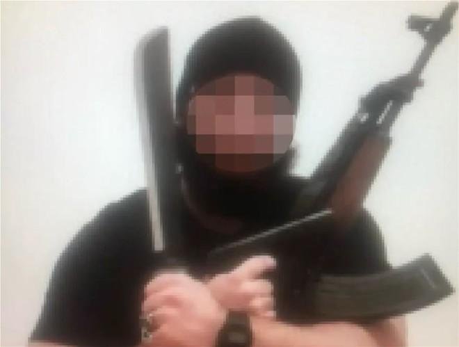 Ο φερόμενος ως δράστης της επίθεσης στη Βιέννη