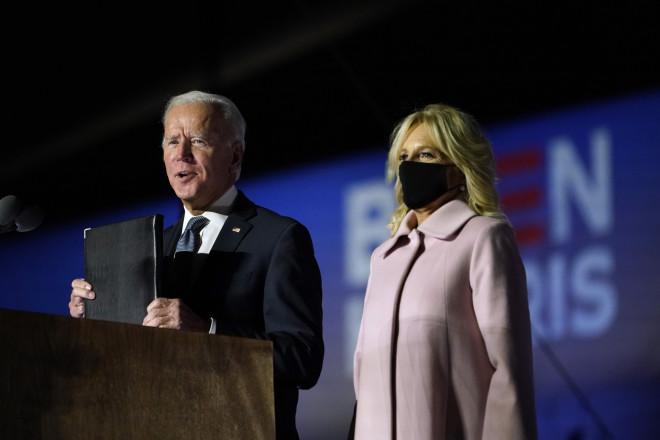 αμερικανικές εκλογές - Τζο Μπάιντεν