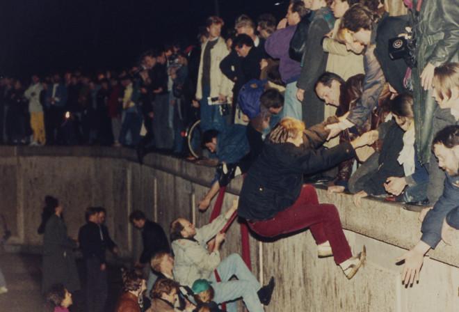 πτώση Τείχους Βερολίνου