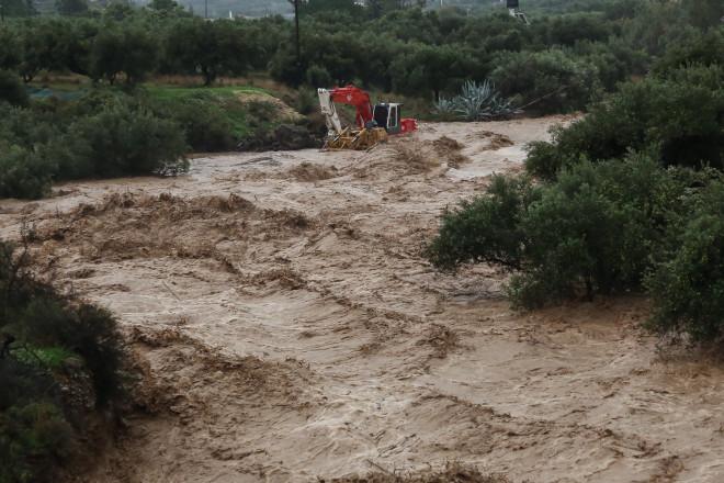 Κρήτη Πλημμύρεσ