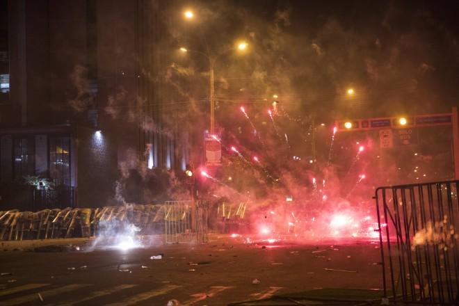 Περού διαδηλώσεις