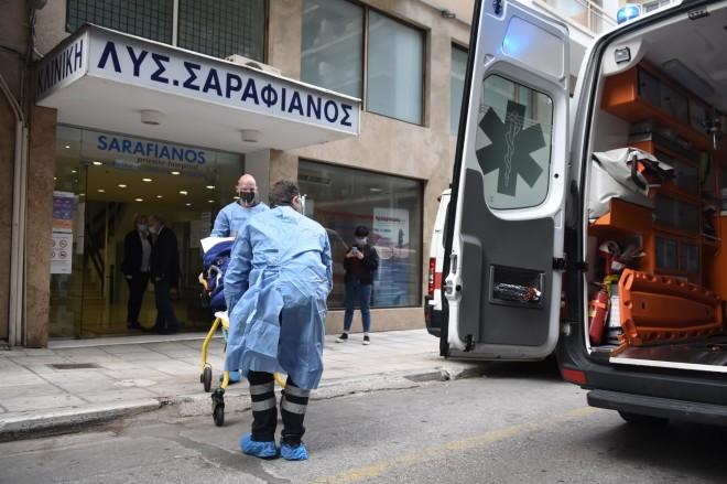 Διακομιδή Ασθενούς Στη Θεσσαλονίκη