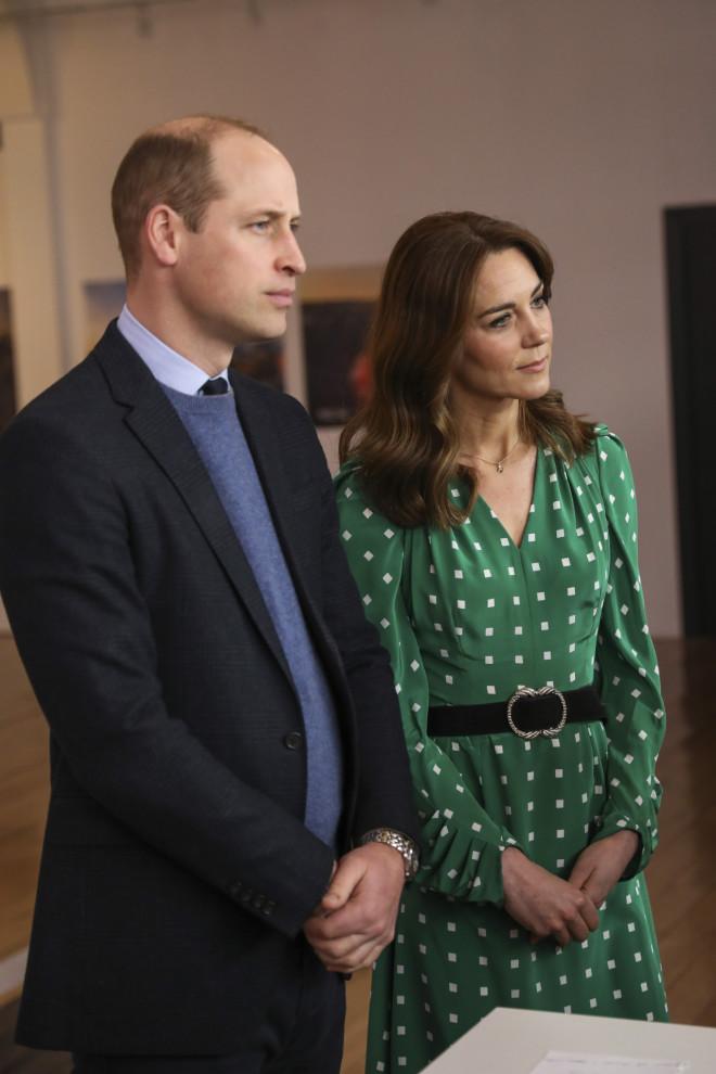 πρίγκιπας William Kate Middleton