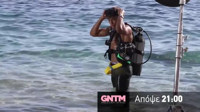 gntm τρέιλερ Τρίτης νέο επεισόδιο ποιος έφυγε αποχώρηση GNTM 3 Εμμάνουελ Ηρακλής Μαριαγάπη ζενεβιεβ